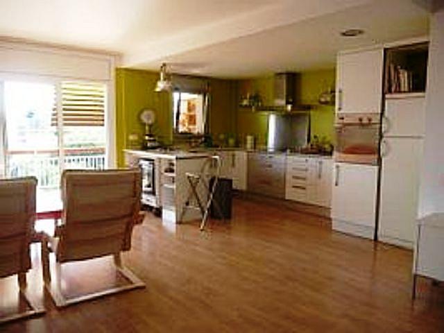 Cocina - Piso en alquiler en calle Alexandre de Cabanyes, Ribes roges en Vilanova i La Geltrú - 322059809
