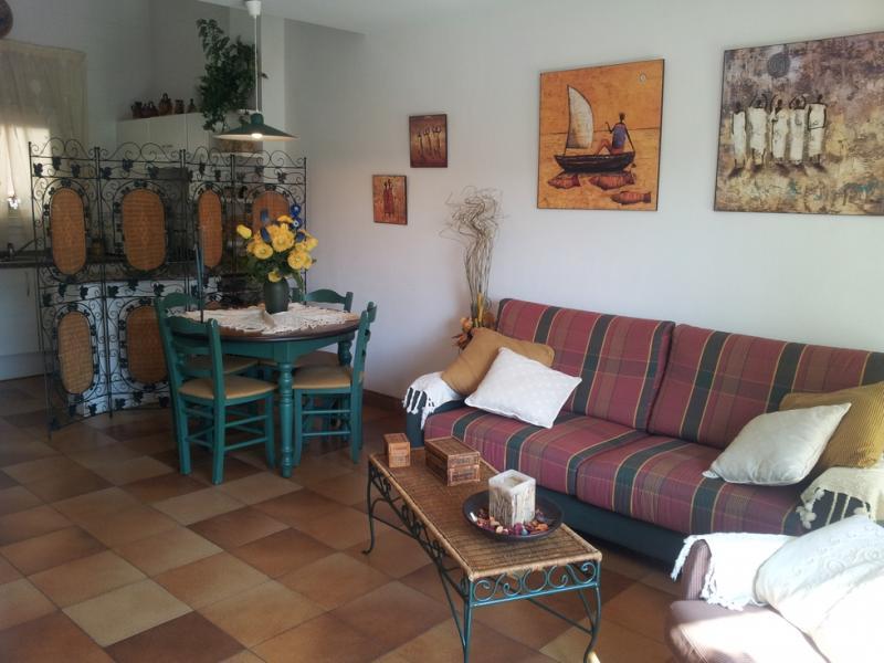 Salón - Piso en alquiler en urbanización Los Girasoles, Platja d´aro - 116032639