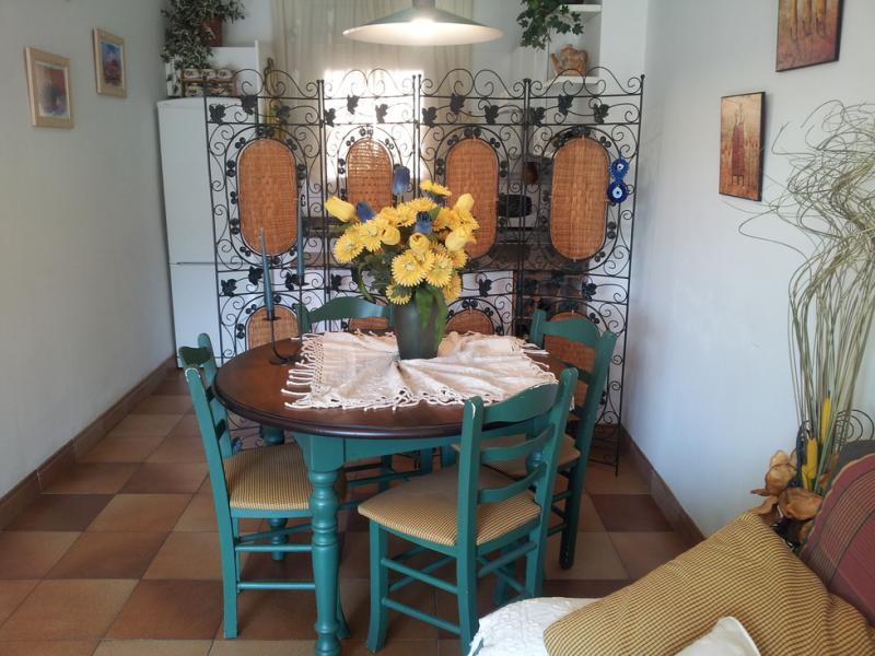 Comedor - Piso en alquiler en urbanización Los Girasoles, Platja d´aro - 116032643