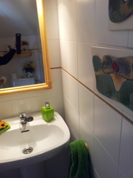 Baño - Piso en alquiler en urbanización Los Girasoles, Platja d´aro - 116032646
