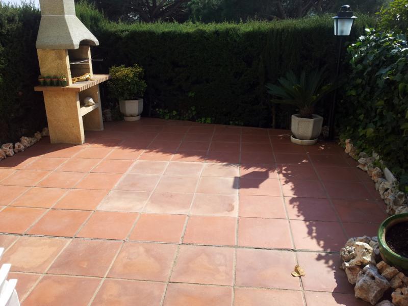Jardín - Piso en alquiler en urbanización Los Girasoles, Platja d´aro - 116032648