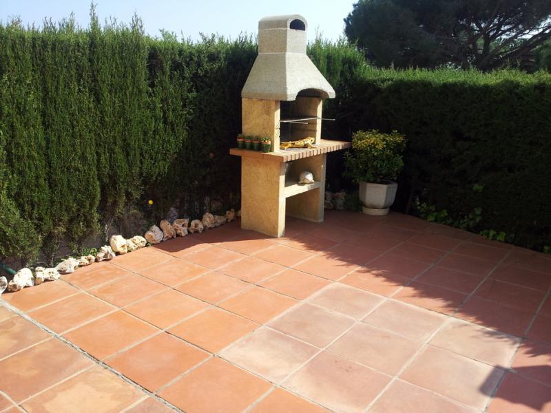 Jardín - Piso en alquiler en urbanización Los Girasoles, Platja d´aro - 116032650