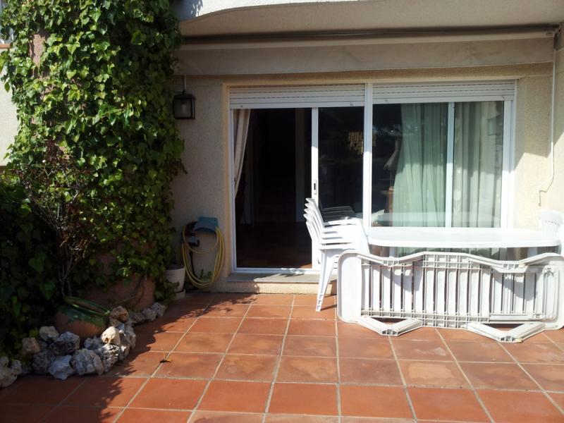 Jardín - Piso en alquiler en urbanización Los Girasoles, Platja d´aro - 116032652
