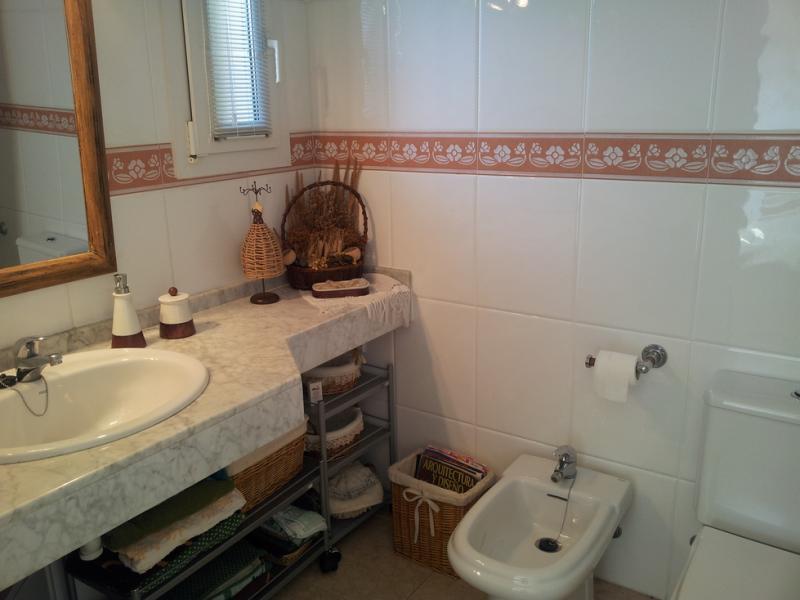 Baño - Piso en alquiler en urbanización Los Girasoles, Platja d´aro - 116032655