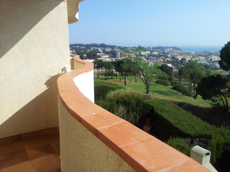 Terraza - Piso en alquiler en urbanización Los Girasoles, Platja d´aro - 116032660