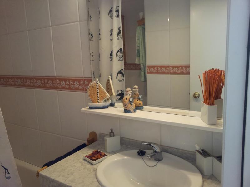 Baño - Piso en alquiler en urbanización Los Girasoles, Platja d´aro - 116032663