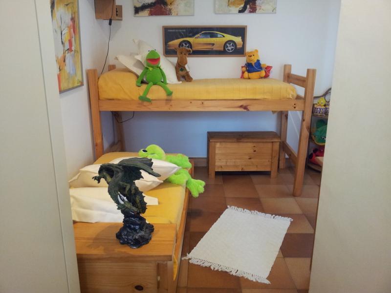 Dormitorio - Piso en alquiler en urbanización Los Girasoles, Platja d´aro - 116032667