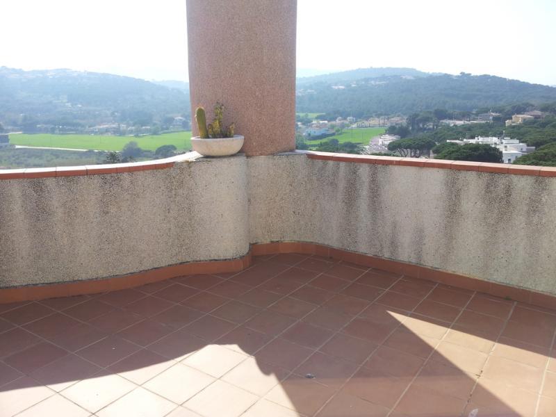 Terraza - Piso en alquiler en urbanización Los Girasoles, Platja d´aro - 116032684