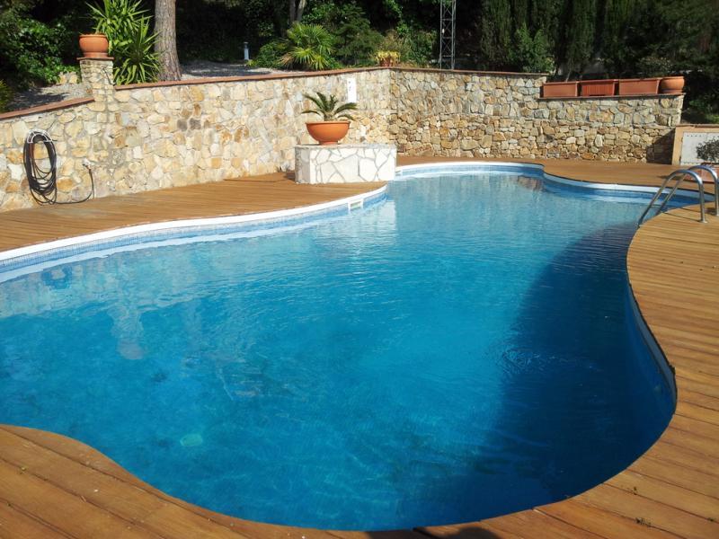 Piscina - Piso en alquiler en urbanización Los Girasoles, Platja d´aro - 116032695