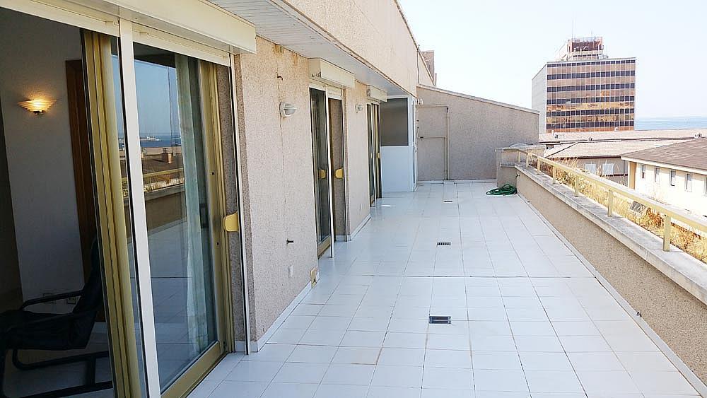 Ático-dúplex en alquiler en calle Perez Galdos, Foners en Palma de Mallorca - 316033941