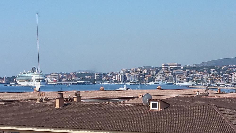 Ático-dúplex en alquiler en calle Perez Galdos, Foners en Palma de Mallorca - 316033949