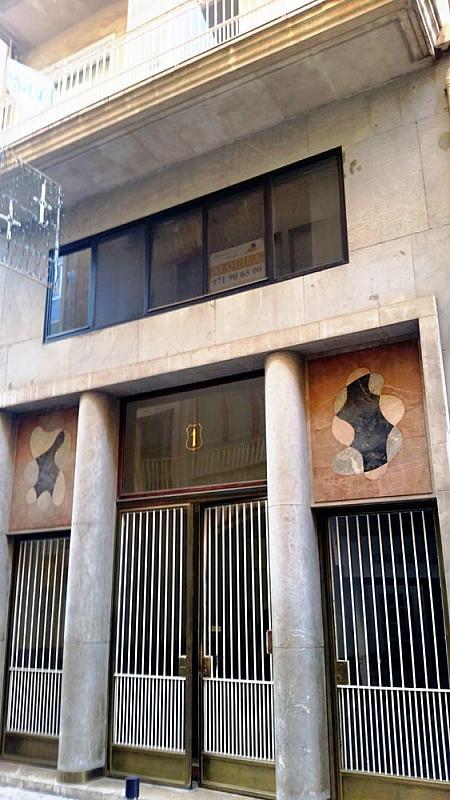Oficina en alquiler en calle Vilanova, Sindicat en Palma de Mallorca - 223681260