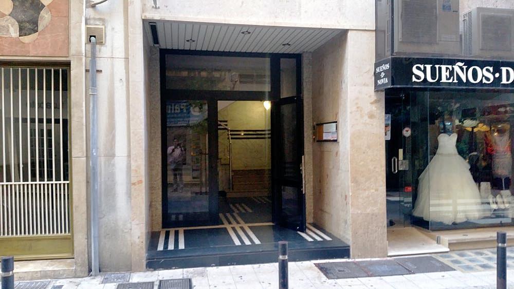 Oficina en alquiler en calle Vilanova, Sindicat en Palma de Mallorca - 223681263