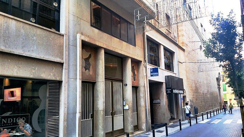 Oficina en alquiler en calle Vilanova, Sindicat en Palma de Mallorca - 223681270