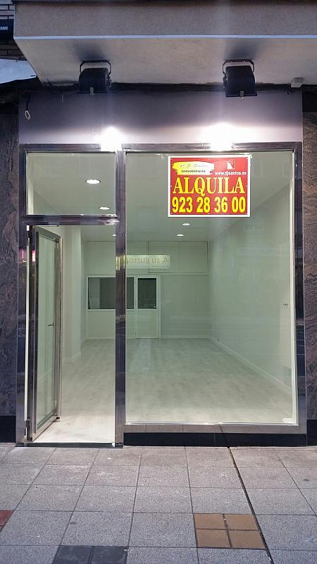 Local comercial en alquiler en calle Maria Auxiliadora, Labradores en Salamanca - 266100553