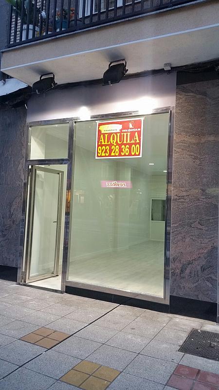 Local comercial en alquiler en calle Maria Auxiliadora, Labradores en Salamanca - 266100675
