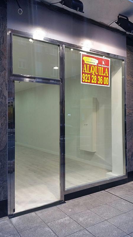 Local comercial en alquiler en calle Maria Auxiliadora, Labradores en Salamanca - 266100677