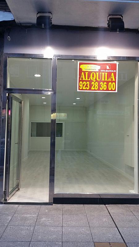 Local comercial en alquiler en calle Maria Auxiliadora, Labradores en Salamanca - 266100697