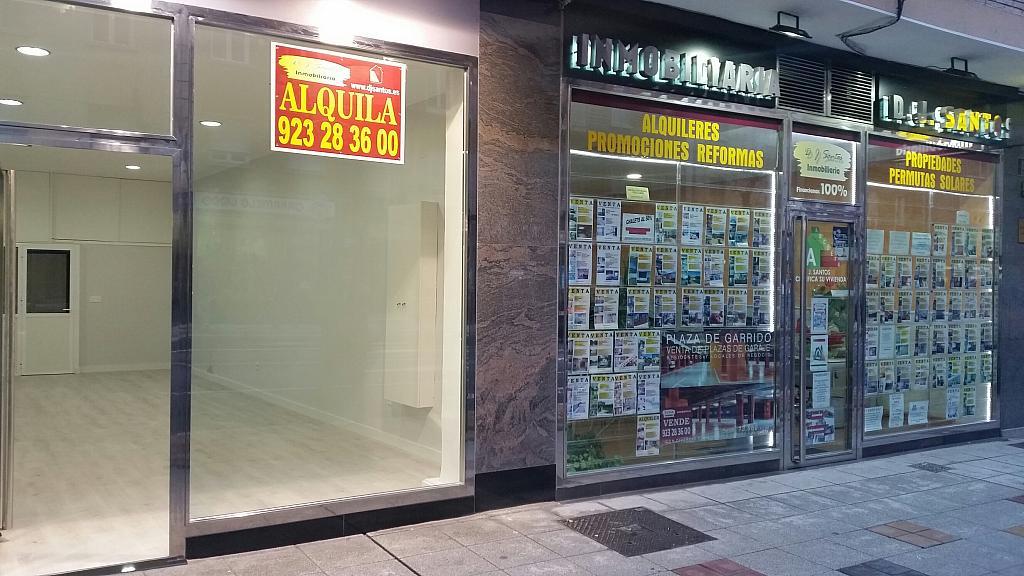 Local comercial en alquiler en calle Maria Auxiliadora, Labradores en Salamanca - 266100703