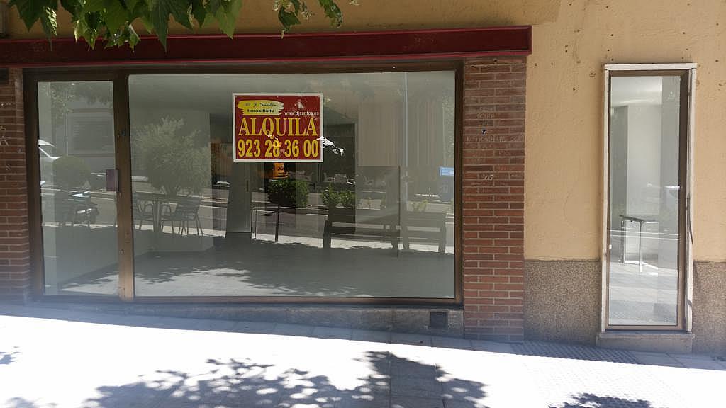 Local en alquiler en calle Alfonso IX de León, Salesas en Salamanca - 311822689