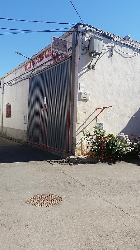 Nave en alquiler en calle Pelabravo, Pelabravo - 300540723
