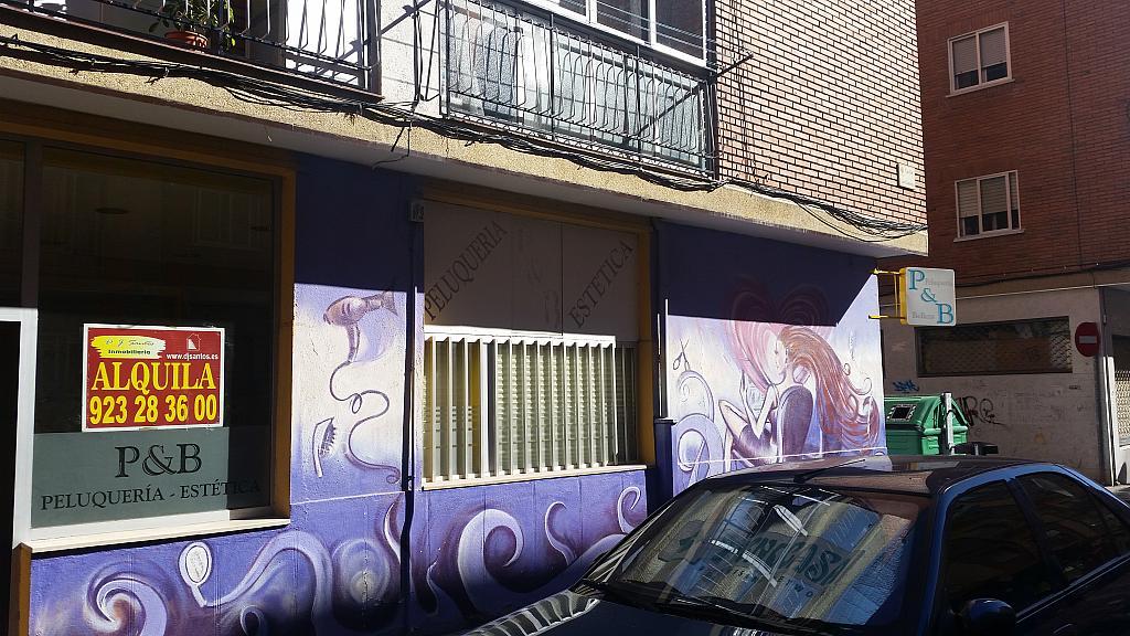 Local comercial en alquiler en calle Camelias, Garrido-Norte en Salamanca - 300955766