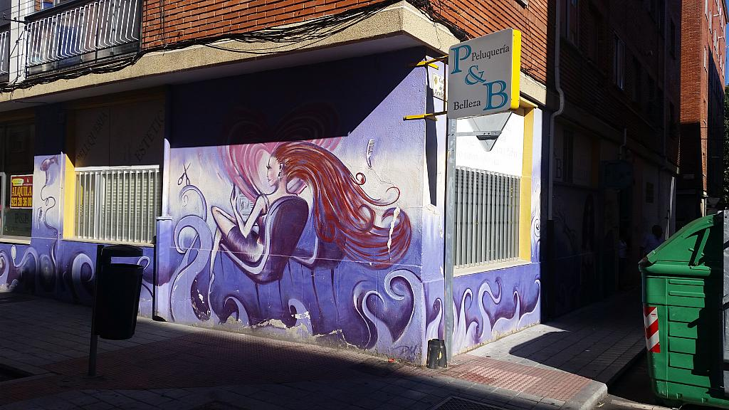 Local comercial en alquiler en calle Camelias, Garrido-Norte en Salamanca - 300955831