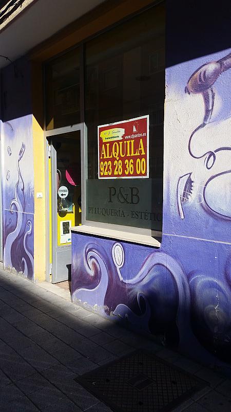 Local comercial en alquiler en calle Camelias, Garrido-Norte en Salamanca - 300955837