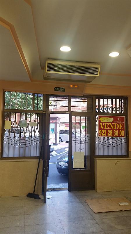 Local en alquiler en calle Comuneros, El Rollo en Salamanca - 316755326