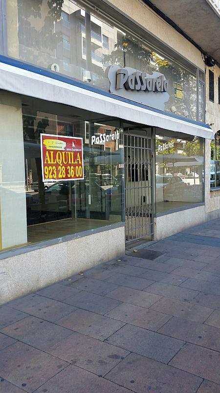 Local en alquiler en paseo Estación, Labradores en Salamanca - 322040831