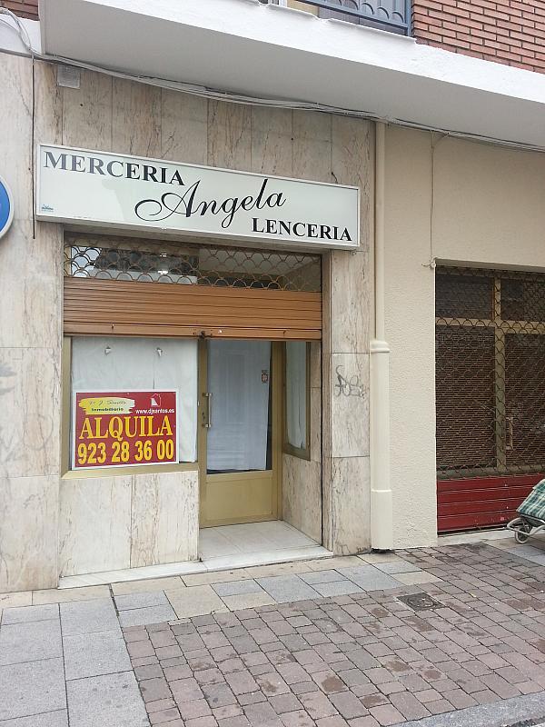 Local comercial en alquiler en calle Cortes de Cadiz, Salamanca - 127135003