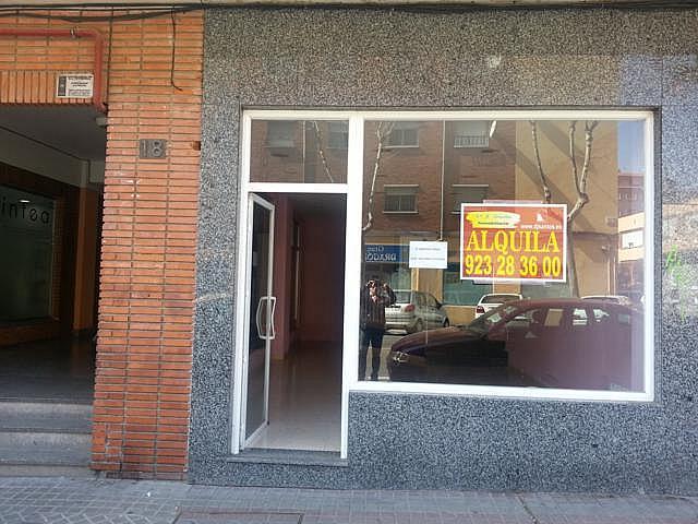 Local comercial en alquiler en calle Los Cedros, Salamanca - 128941559