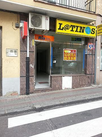 Local comercial en alquiler en calle Van Dyck, Salamanca - 129588139