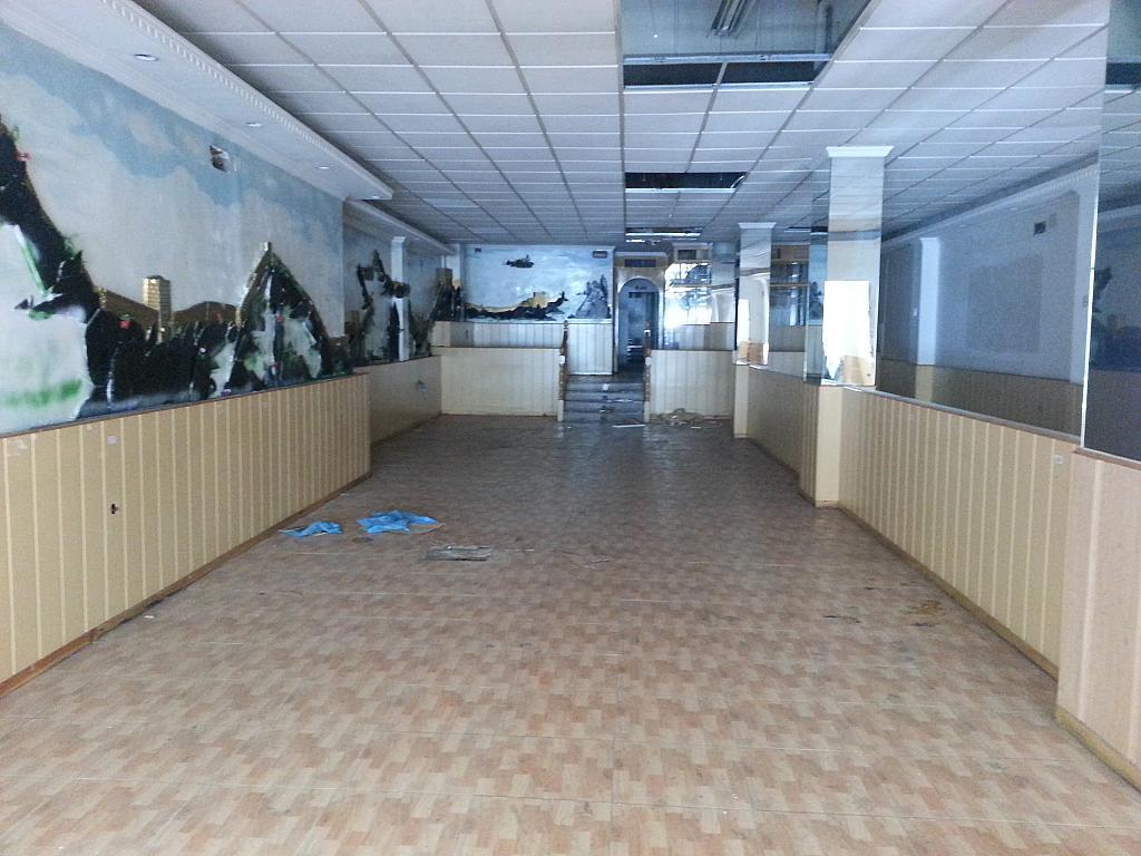 Local comercial en alquiler en paseo De la Estación, Salamanca - 142014683