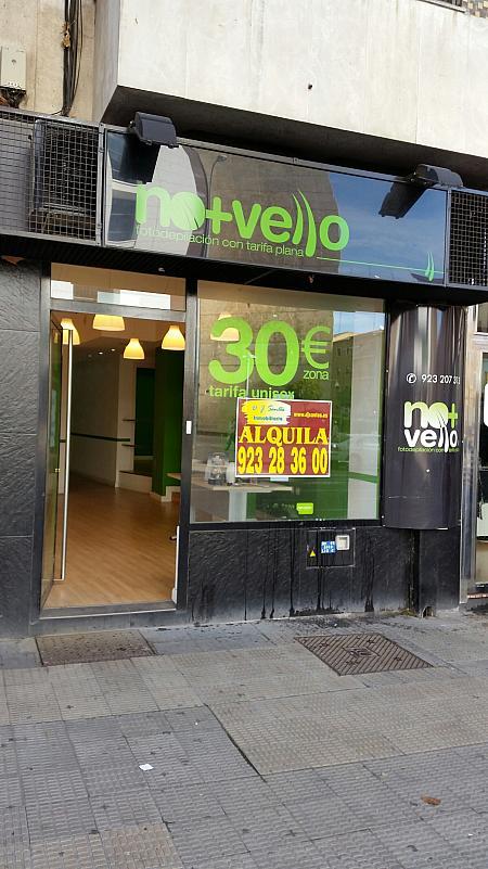 Local comercial en alquiler en calle María Auxiliadora, Labradores en Salamanca - 162967299
