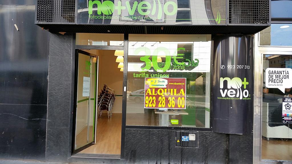 Local comercial en alquiler en calle María Auxiliadora, Labradores en Salamanca - 162967383