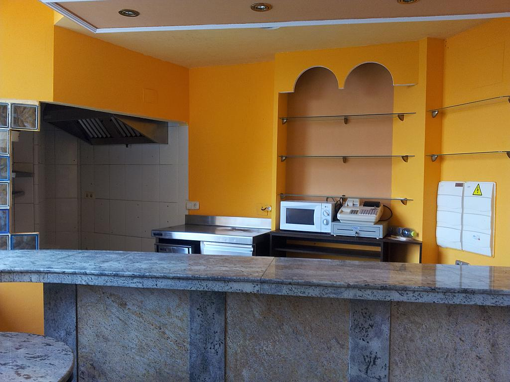 Local comercial en alquiler en calle Carrefour, Pizarrales en Salamanca - 176519845