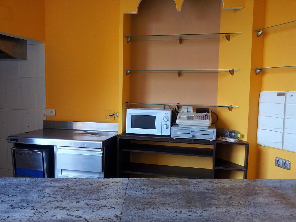 Local comercial en alquiler en calle Carrefour, Pizarrales en Salamanca - 176520101