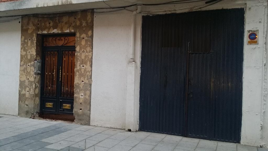 Garaje en alquiler en calle Avila, Salamanca - 214968709