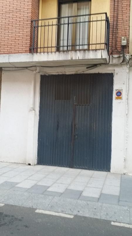 Garaje en alquiler en calle Avila, Salamanca - 214968728
