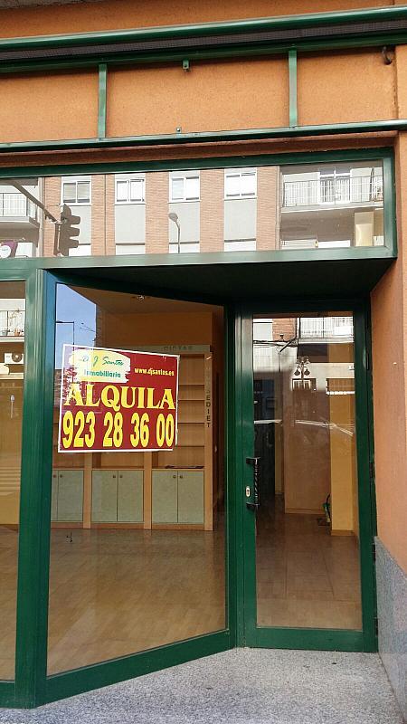 Local comercial en alquiler en calle El Greco, Salamanca - 217442412
