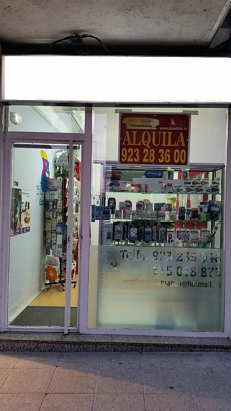 Local comercial en alquiler en calle Maria Auxiliadora, Salamanca - 235832905