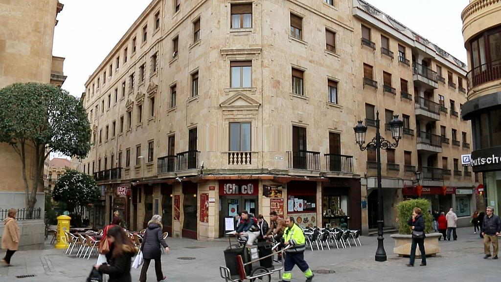 Oficina en alquiler en plaza Mayor, Arrabal en Salamanca - 236204112