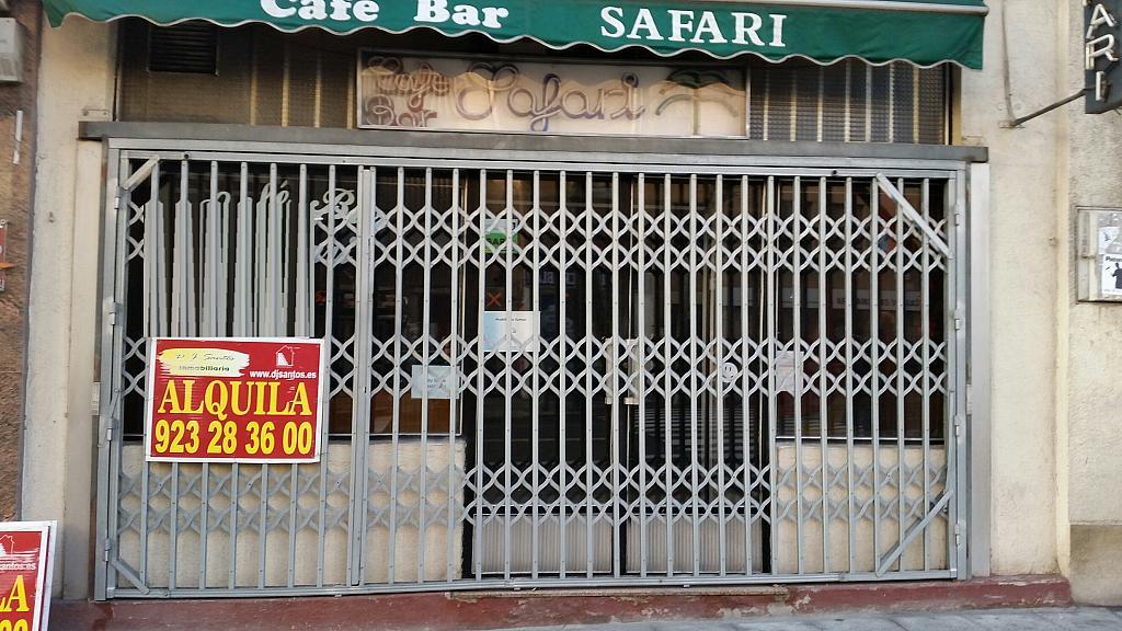 Bar en alquiler en calle Maria Auxiliadora, Salamanca - 237444131