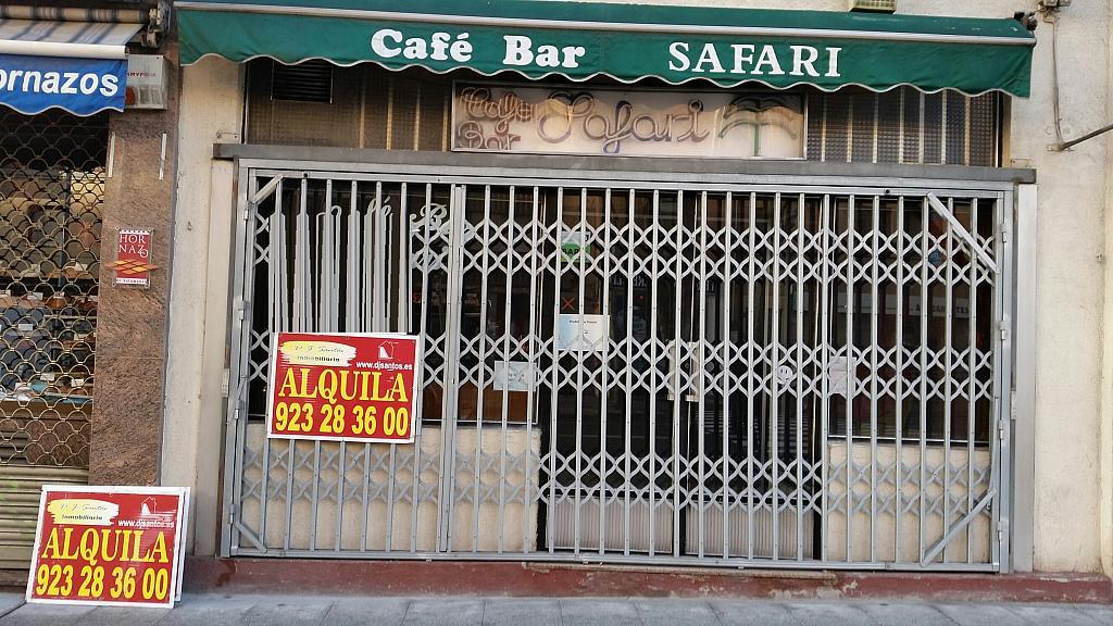 Bar en alquiler en calle Maria Auxiliadora, Salamanca - 237444133