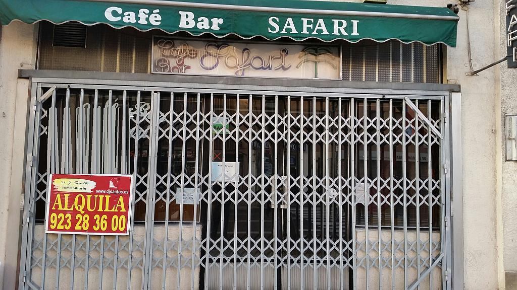 Bar en alquiler en calle Maria Auxiliadora, Salamanca - 237444138