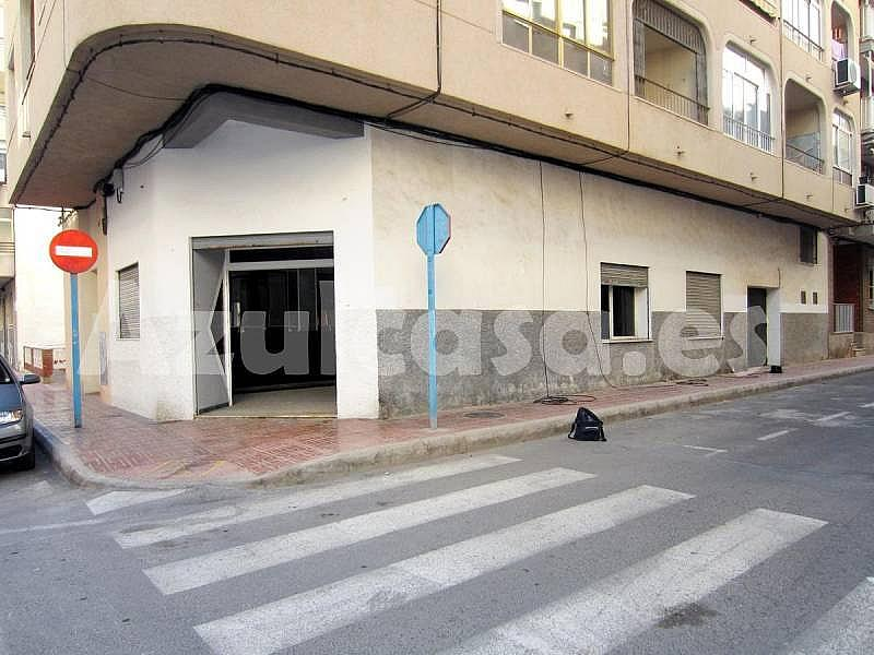 Foto - Local comercial en alquiler en calle Playa de Los Naufragos, Torrevieja - 273533465