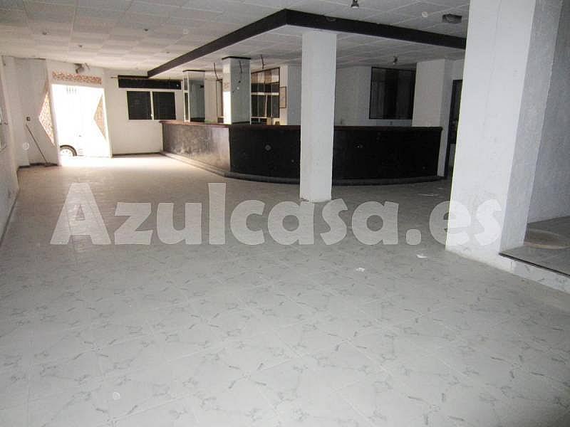 Foto - Local comercial en alquiler en calle Playa de Los Naufragos, Torrevieja - 273533480