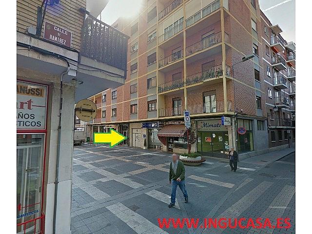 Foto 1 - Garaje en alquiler en calle Juan de Castilla, La Puebla-Centro en Palencia - 240568488