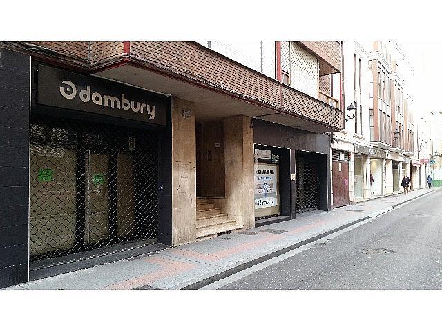 Foto 1 - Local en alquiler en calle Menendez Pelayo, La Puebla-Centro en Palencia - 257254867